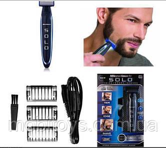 Триммер мужской универсальный Micro Touch Solo Trimmer 368 для бороды