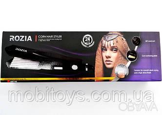 Утюжок гофре для волос Rozia HR-746