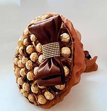 Большой Букет из  конфет Моцарт Сладкий подарок на юбилей день рождения свадьбу