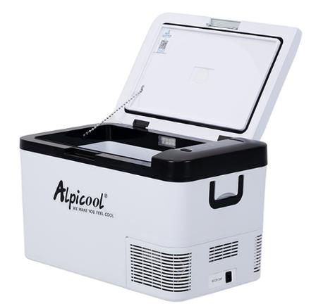 Автохолодильник компресорний Alpicool K25 (25 літрів), фото 2