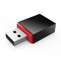 Беспроводной адаптер Tenda U3 (N300, USB2.0)