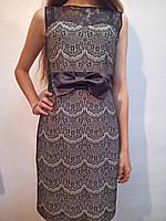Красивое летнее серое платье 36 евро (Ликвидация склада, распродажа)