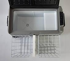 Компрессорный автохолодильник Alpicool Т36 (36 литров), фото 3
