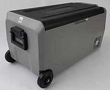 Компресорний автохолодильник Alpicool Т36 (36 літрів), фото 3