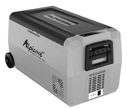 Компрессорный автохолодильник Alpicool Т36 (36 литров), фото 2