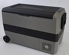Автохолодильник компрессорный Alpicool Т50 (50 литров), фото 2