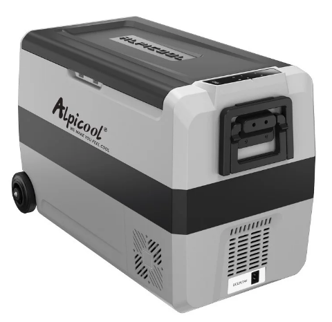 Автохолодильник компресорний Alpicool Т50 (50 літрів)