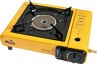 Портативная плита газовая с инфракрасной керамической горелкой Tramp TRG-040