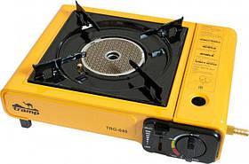 Плита газовая портативная с инфракрасной керамической горелкой Tramp TRG-040