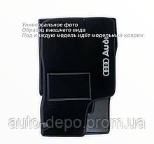 Ворсовые коврики Audi Q7 Тканевые коврики для Ауди Q7 2005- VIP ЛЮКС АВТО-ВОРС