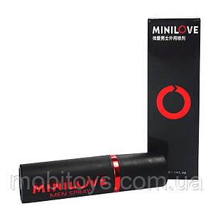 """Спрей пролонгатор """"MiniLove"""" 10мл."""