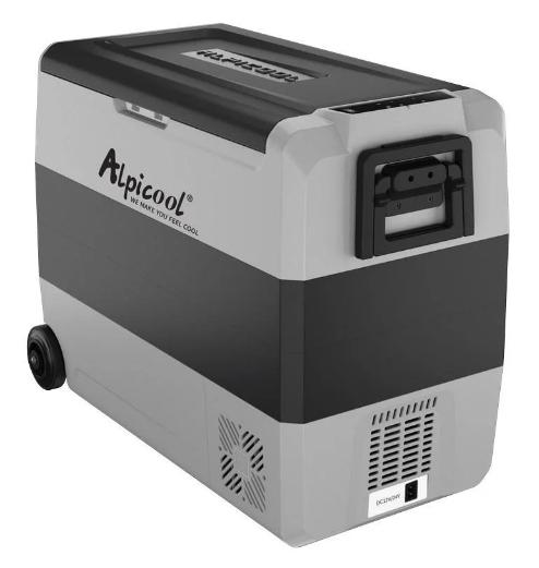 Автомобільний холодильник Alpicool Т60 (60 літрів)