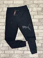 """Спортивні штани чоловічі з принтом PUMA,р. M-2XL """"COMMON"""" недорого від прямого постачальника"""