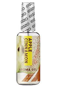 Оральный гель-лубрикант EGZO AROMA GEL - Apple Cinnamon, 50 мл LE-AR08