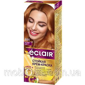 """Краска для волос Éclair с маслом """"OMEGA 9"""" 644 Медный шик"""