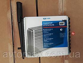 Радіатор опалювача ваз 2110 2111 2112 2170 2171 2172 без кондиціонера завод оригінал