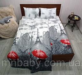 Комплект постельного белья Дождь в Париже