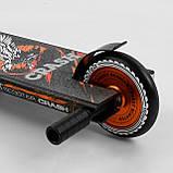 Самокат трюковый CRASH Best Scooter 65640, фото 4