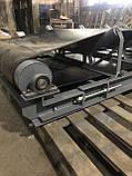 Ленточный конвейер (транспортёр) для транспортировки тяжёлых, сыпучих грузов, фото 2