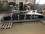 Ленточный конвейер (транспортёр) для транспортировки тяжёлых, сыпучих грузов, фото 3