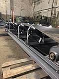 Ленточный конвейер (транспортёр) для транспортировки тяжёлых, сыпучих грузов, фото 4