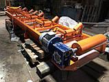 Скребковий стрічковий конвеєр (транспортер), фото 2