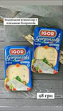 Сир Gorgonzola Piccante GustoBello 150 g