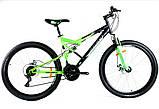 """Велосипед Azimut Scorpion 26"""" x17 FRD, фото 2"""