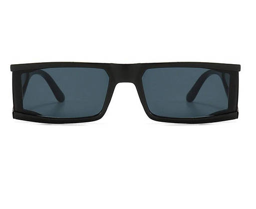 Прямокутні окуляри від сонця (арт. 2415/9) чорні, фото 2