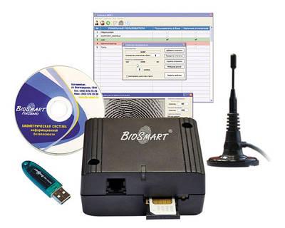 Программно-аппаратный комплекс BioSmart - SMS Sender