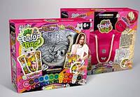 Сумка розфарбування Поні My Color Bag СОВ-01-04