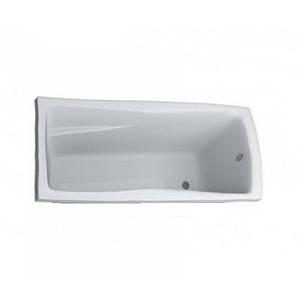 Ванна акриловая SWAN Brina 180х80 (D.07.180.80) с ножками