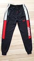 """Спортивні штани чоловічі UNDER ARMOUR з яскравими лампасами,р-ри 46-54""""KING"""" недорого від прямого постачальника"""