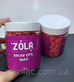 Воск для коррекции бровей и зон лица Zola Brow EPILAX Wax