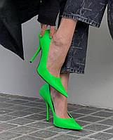 Женские туфли Balenciaga 12 см каблук (реплика)