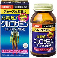 Глюкозамин с хондроитином Orihiro для здоровья суставов