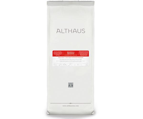 Чай Althaus (Альтхаус) Manila Mango 250 г (Tea Althaus Manila Mango 250 g)