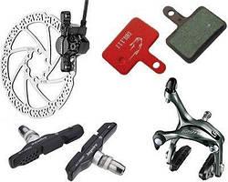 Аксессуары и комплектующие для велосипедов