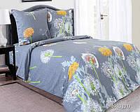 Комплект постельного белья семейный ОДУВАНЧИКИ ( нав. 70*70)