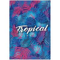 Блокнот планшет Tropical paradise, A5, 50 листов Axent (8440-08-A)