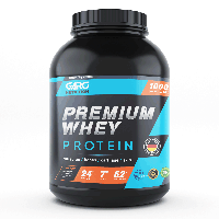 Протеин сывороточный PREMIUM WHEY 1000 / GARO Nutrition (клубника)