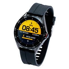Смарт-годинник Smart Watch Kumi GW16T Black