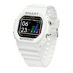 Смарт-годинник Smart Watch Kumi U2 White