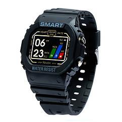 Смарт-годинник Smart Watch Kumi U2 Black