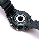 Смарт-часы Smart Watch Kumi U2 Black, фото 5