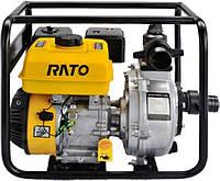 Мотопомпа высоконапорная RATO RT50YB50-3.8Q