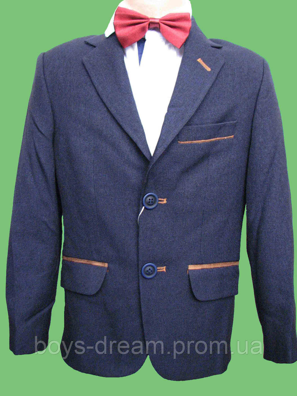 Пиджак для мальчика 146(Турция)