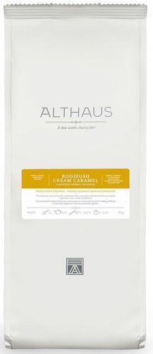 Чай Althaus (Альтхаус) Rooibush Cream Caramel 250 г (Tea Althaus Rooibush Cream Caramel 250 g)