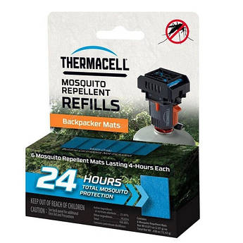 Картридж Thermacell M-24 Repellent Refills Backpacker