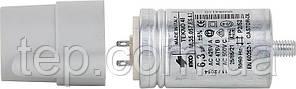 Конденсатор для двигуна пальника 6.3 мкФ Riello 20087037